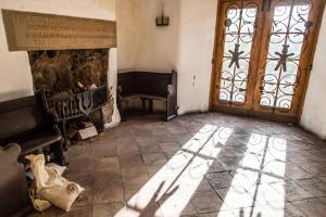 Abbot House Gingerbread Doors