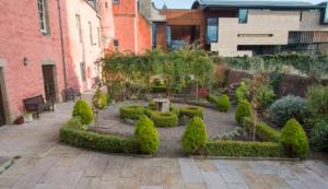 Abbot House Walled Garden Dunfermline