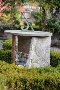 Abbot House Garden Sundial