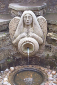 Abbot House Fountain