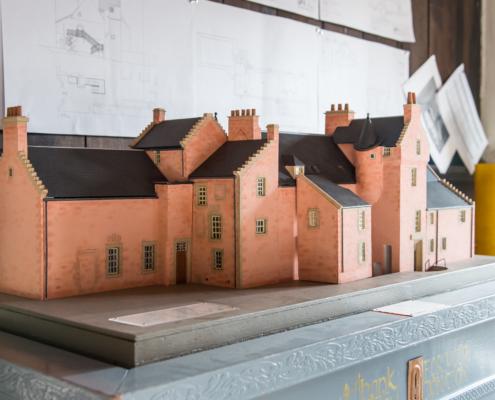 Abbot House Dunfermline Renovation Plan
