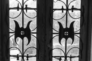 Abbot House Door Detailing